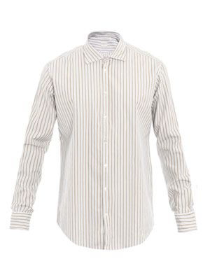 Genova stripe shirt