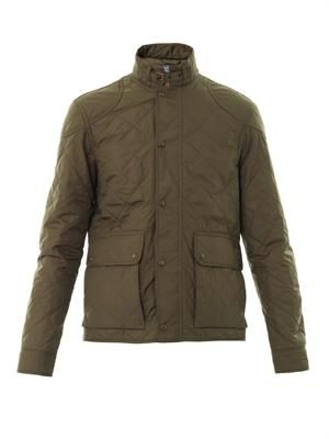 Cadwill quilted jacket