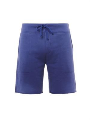 Atlantic Terry jersey shorts