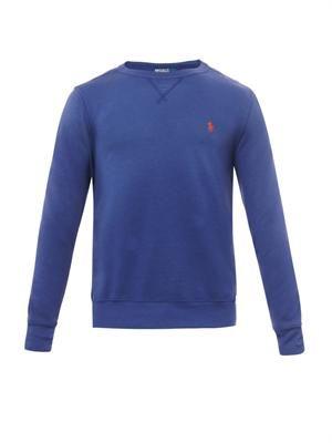 Atlantic Terry crew-neck sweatshirt
