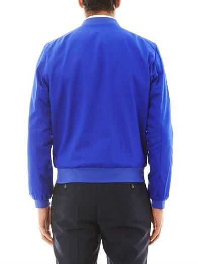 Richard Nicoll Cotton bomber jacket