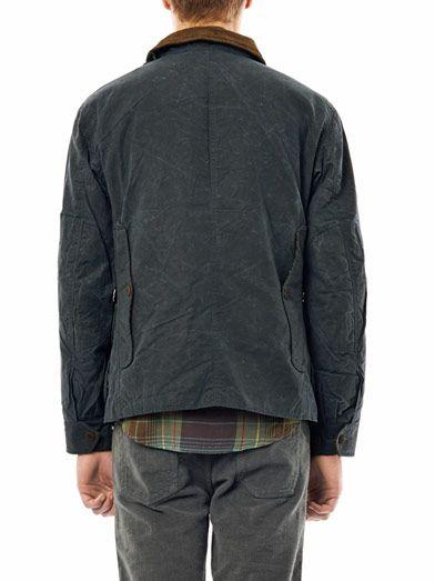 Polo Ralph Lauren Waxed cotton field jacket