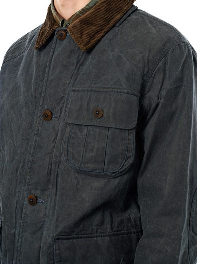 Polo Ralph Lauren Waxed cotton field jacket