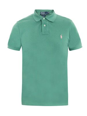 Small Pony custom-fit polo top