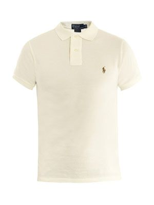 Small Pony slim-fit polo top