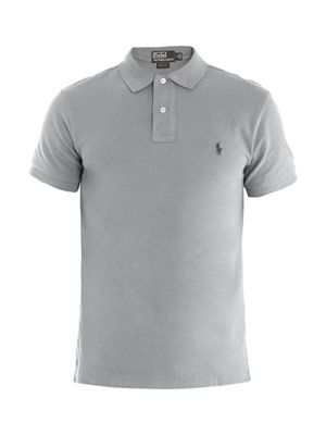 Small Pony slim-fit polo