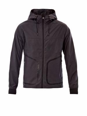 Rory hooded jacket