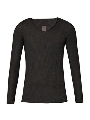 Engineer cashmere sweater