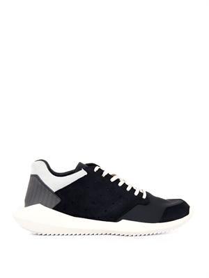 X Adidas Tech Runner trainers