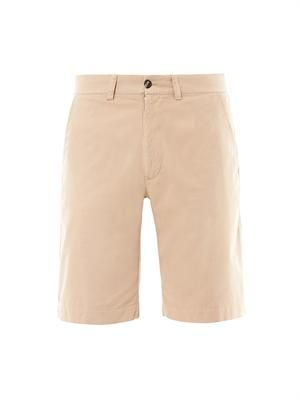 Tailored chino shorts