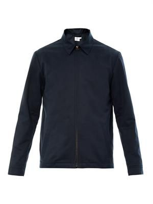 Harrington cotton jacket