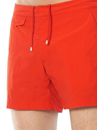 Sunspel Front-pocket swim shorts