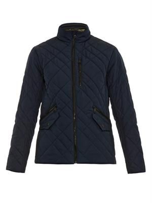 Highline quilted jacket