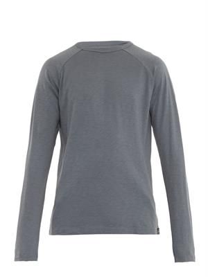 Raglan-sleeve T-shirt
