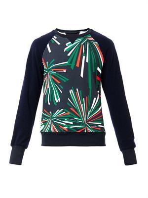 Smith Limit Mikado-print sweatshirt