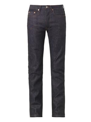 Skinny-leg jeans