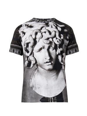Bernini Medusa-print T-shirt