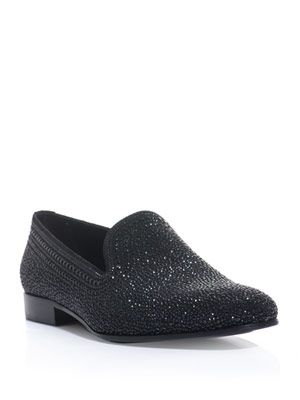 Micro jet crystal slipper shoes