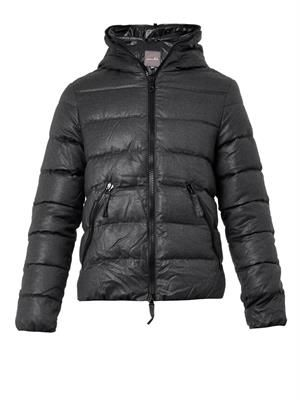 Dionisio quilted down jacket
