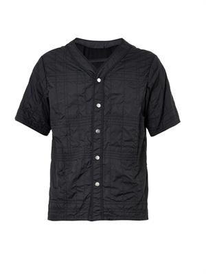 Quilted lightweight shirt