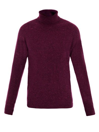 Ymc Sherwood roll-neck sweater
