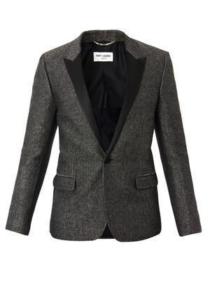Sparkle weave dinner jacket