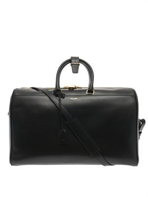 Classic Duffle 24 leather bag