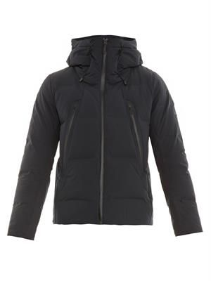 Mountaineer Mizusawa-down ski jacket