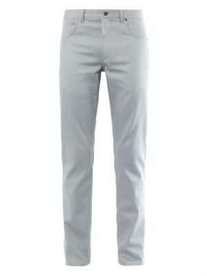 Five-pocket cotton-twill jeans