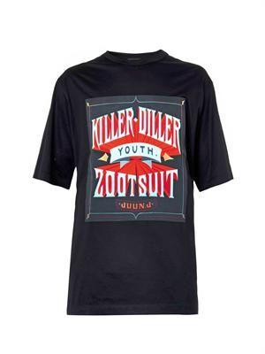 Killer Diller-print T-shirt