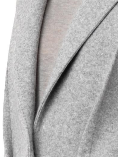 Haider Ackermann Single-breasted wool-blend jacket