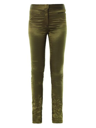 Haider Ackermann Morrissey satin trousers