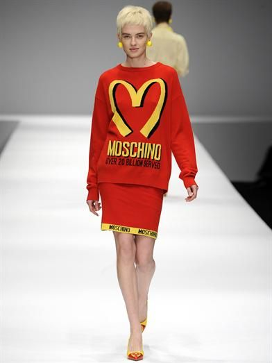Moschino Logo-print wool cashmere-blend sweater