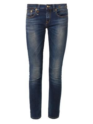 Kate cropped mid-rise skinny jeans
