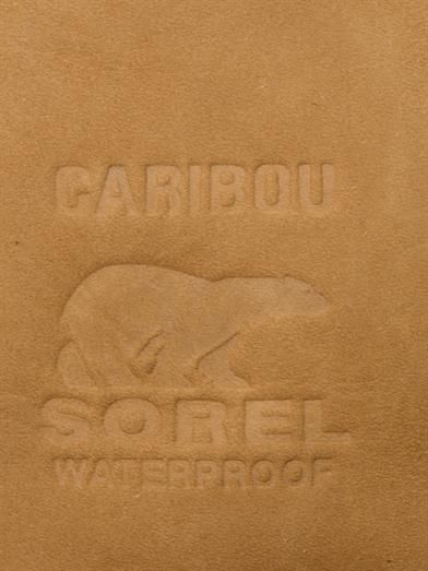 Sorel Caribou™ suede and rubber boots