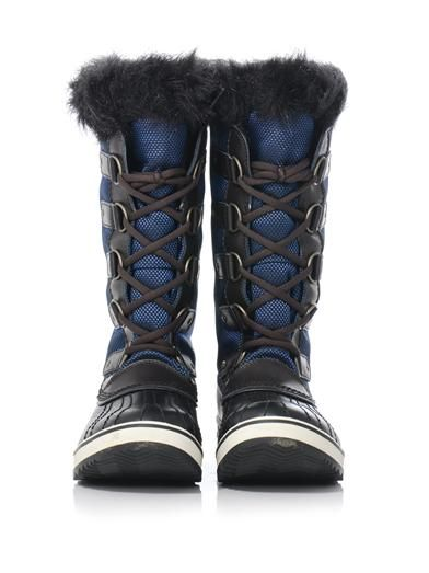 Sorel Tofino nylon and rubber boots