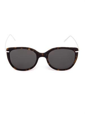 Tokyo square-framed sunglasses