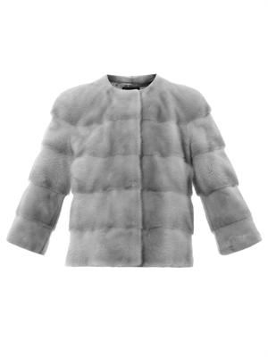 Sarah mink fur jacket