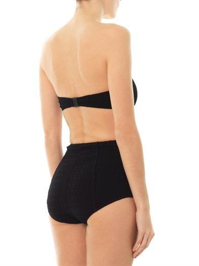 Lisa Marie Fernandez Poppy bandeau bikini