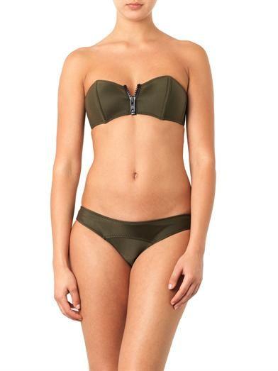 Lisa Marie Fernandez Lauren bandeau bikini