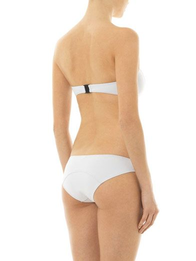 Lisa Marie Fernandez Natalie bandeau bikini