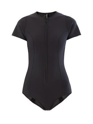 Farrah Maillot neoprene swimsuit