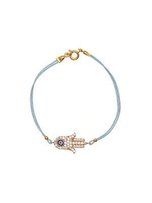 Fatima hand charm bracelet