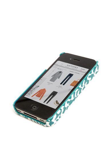 Dvf 1974 Saffiano iPhone® case