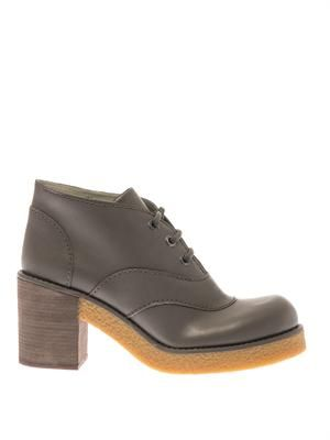 Laurence calf-leather ankle boots
