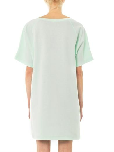 Jil Sander Navy Cartel dress