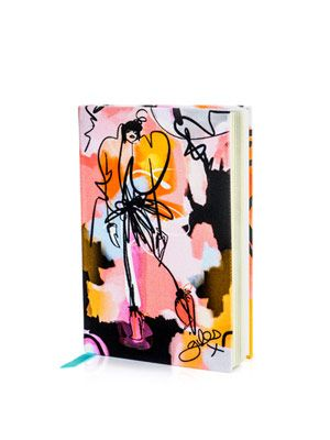 Giles illustration Leah notebook