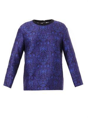 Issik floral-print sweatshirt