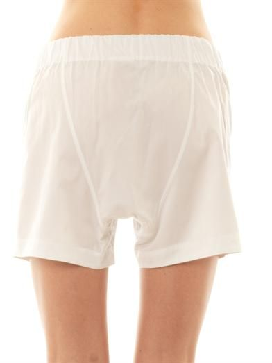 No. 21 Cotton shorts