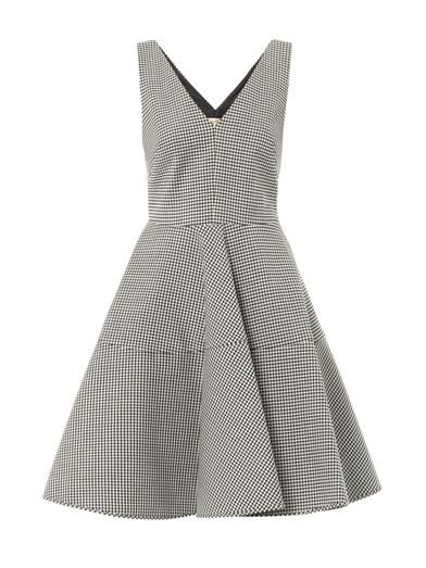 No. 21 Gingham dress